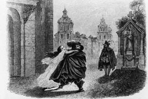 Una scena del Don Giovanni di Mozart