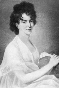Konstanze Mozart, moglie di Wolfgang Amadeus Mozart