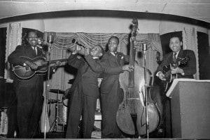 Un'orchestra Jazz nella Chicago degli anni '20