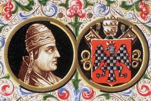 Ritratto di papa Innocenzo III
