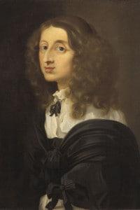 Ritratto della regina Cristina di Svezia (1626-1686). Collezione del Nationalmuseum di Stoccolma