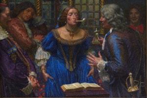 Cristina di Svezia a Palazzo Corsini