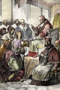 Cristina di Svezia e papa Alessandro VII: la conversione al cattolicesimo della regina, 1655