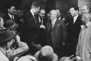 La parte più cruciale della Guerra Fredda ebbe luogo negli anni '60
