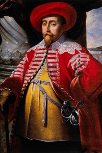 Gustavo II Adolfo re di Svezia (1594-1632)