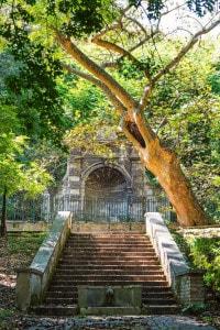 Orto botanico di Roma, un tempo residenza di Cristina di Svezia