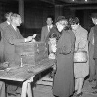 Italia al voto: suffragio universale e voto alle donne