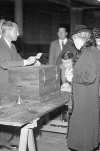 Voto alle donne nel 1946
