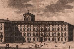 Palazzo Pamphili, Roma