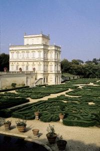 Villa Doria Pamphili a Roma: costruita nel XVII secolo per Camillo Pamphili, nipote di Papa Innocenzo X, su progetto di Alessandro Algardi
