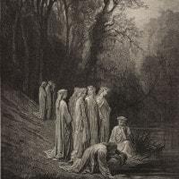 Canto XXXIII del Purgatorio di Dante: spiegazione, parafrasi e personaggi