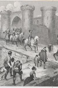 Cavalieri nel Medioevo