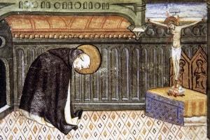 Oratores, miniatura medievale
