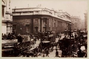 Bank of England, 1890. Fondata nel 1694