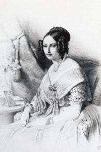 Madia Adelaide d'Asburgo-Lorena (1822-1855), moglie di Vittorio Emanuele II