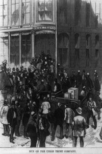 Grande depressione: panico a Wall Street nel 1973
