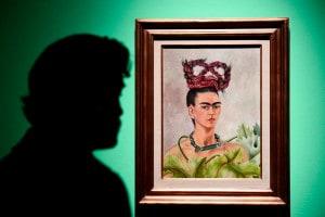 Frida Kahlo è una delle protagoniste dell'arte del Novecento
