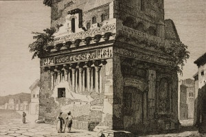 Casa di Cola di Rienzo a Roma
