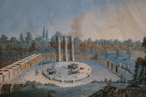 Tempio del Serapeo