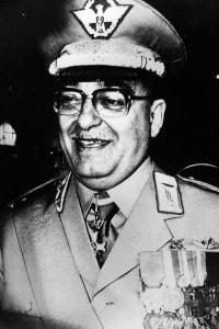 Il generale dei carabinieri Carlo Alberto della Chiesa, il combattente per la libertà (1978), morto in un attentato da parte di Cosa nostra