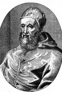 Papa Paolo IV (1476-1559), nato Gian Pietro Carafa, fu capo della Chiesa cattolica e governatore dello Stato Pontificio dal 23 maggio 1555 fino alla sua morte