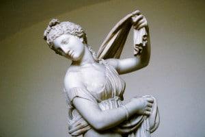 Venere Callipigia, icona di bellezza