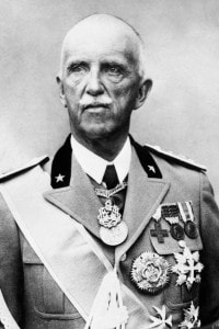 Vittorio Emanuele III nel 1930