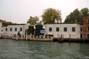 Collezione Peggy Guggenheim, Canal Grande a Venezia