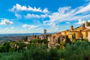 Calendario scolastico 2021-22, Umbria