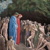 Canto XXIV del Purgatorio di Dante: testo, parafrasi, personaggi e figure retoriche