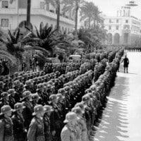 Seconda guerra mondiale: la guerra in Africa e nel Mediterraneo