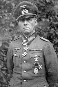 Feldmaresciallo generale Erwin Rommel