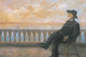 Ritratto di Giuseppe Verdi