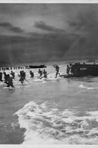 Truppe statunitensi in Nord Africa, 1943.