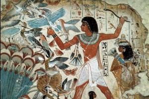 Gli egizi: riassunto