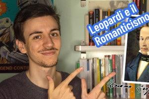 Leopardi e il Romanticismo. Video a cura di Emanuele Bosi