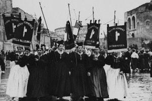 Movimento delle donne fasciste in Italia