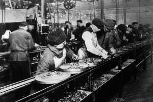 Le tre rivoluzioni industriali: riassunto