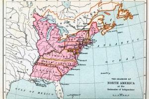 Colonie inglesi in America: riassunto