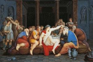 Riassunto del Simposio di Platone
