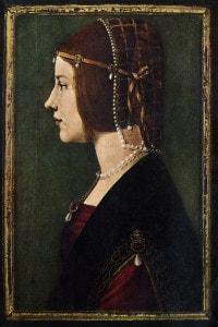 Beatrice d'Este (1475-1497), duchessa di Milano