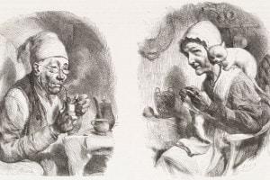 Illustrazione del 1878 de L'assommoir di Zola