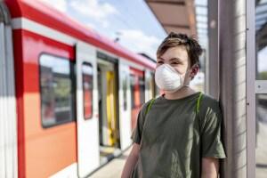 Rientro a scuola 2021: mascherine FFP2 gratuite se usi i mezzi