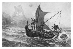Ulisse è uno dei personaggi letterari che meglio esprimono il bisogno di conoscenza da parte dell'uomo