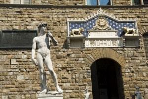 David di Michelangelo: descrizione e analisi
