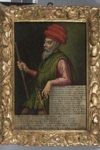 Ritratto di Luigi I Gonzaga: ricco e abile capostipite militare della dinastia dei Gonzaga