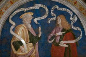 Cosa contraddistingue la profezia nel medioevo?