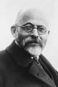 Gaetano Salvemini (1873-1957): scrittore, storico e politico italiano antifascista, circa 1932