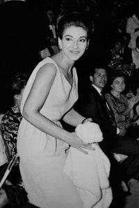 Maria Callas al Festival del Cinema di Atene, 17 giugno 1966