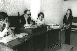 Processo contro Oriana Fallaci per reticenza al processo contro Pelosi per omicidio Pier Paolo Pasolini